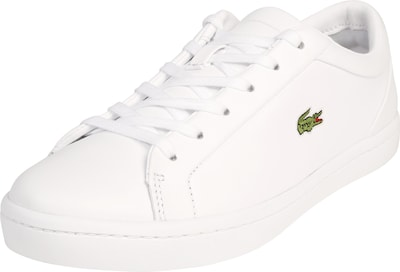 LACOSTE Sneakers mit Logo-Stickerei