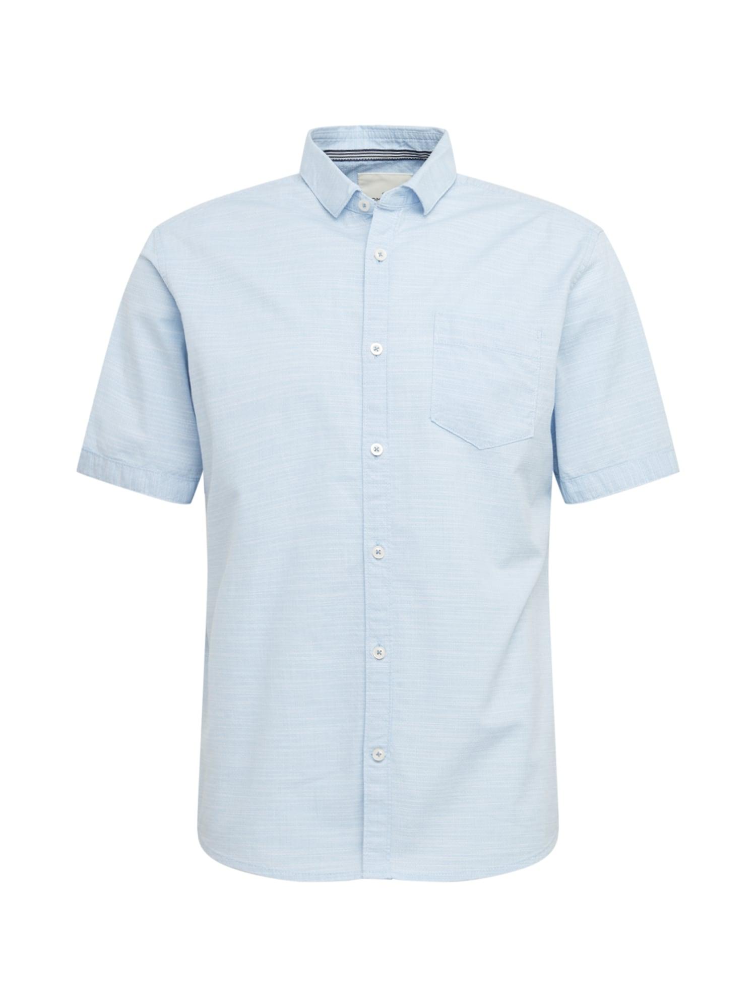 TOM TAILOR Košile  modrá
