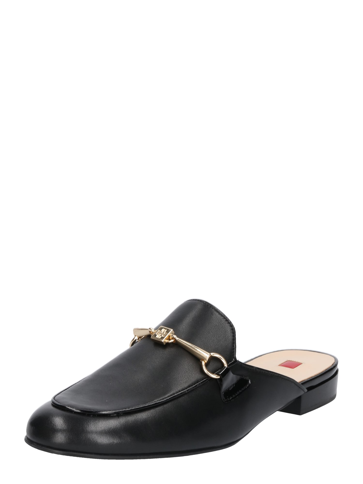 Pantofle černá Högl