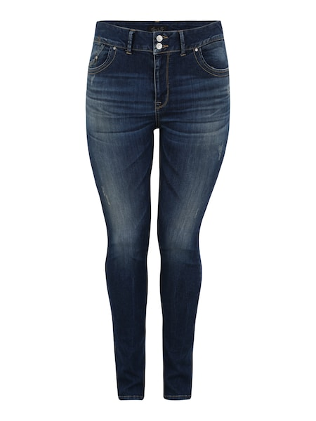 Hosen - Jeans 'VIVIEN JN' › LTB Love To Be › blue denim  - Onlineshop ABOUT YOU