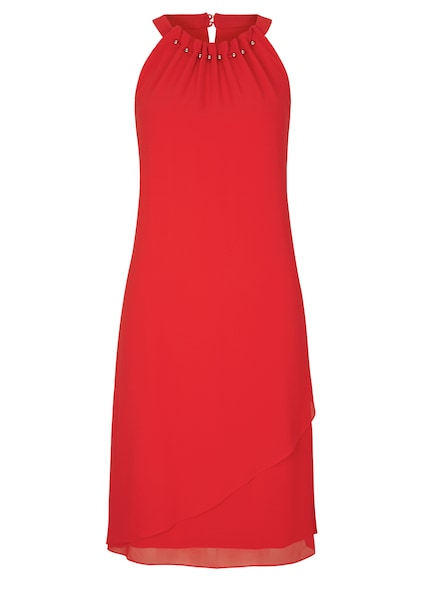 Festtagsmode - Kleid › S.Oliver BLACK LABEL › rot  - Onlineshop ABOUT YOU