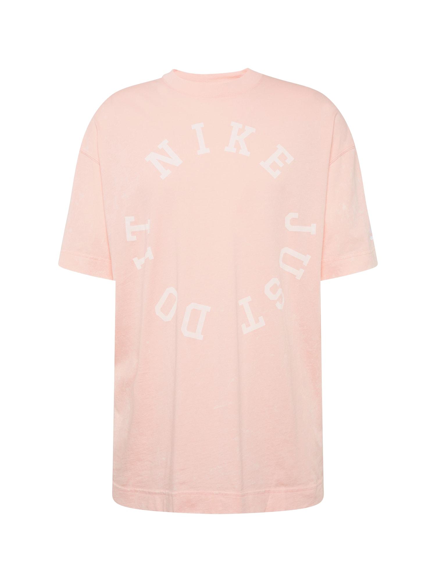 Tričko korálová Nike Sportswear