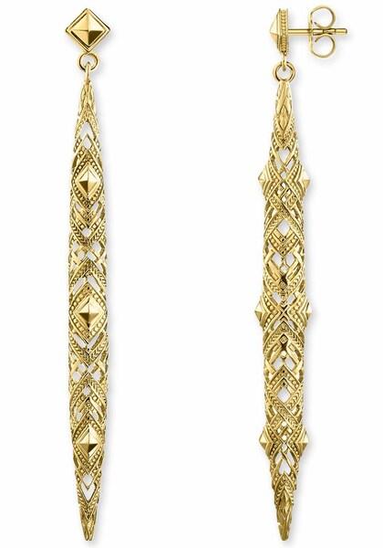 Ohrringe für Frauen - Thomas Sabo Paar Ohrstecker 'H1931 413 39' gold  - Onlineshop ABOUT YOU