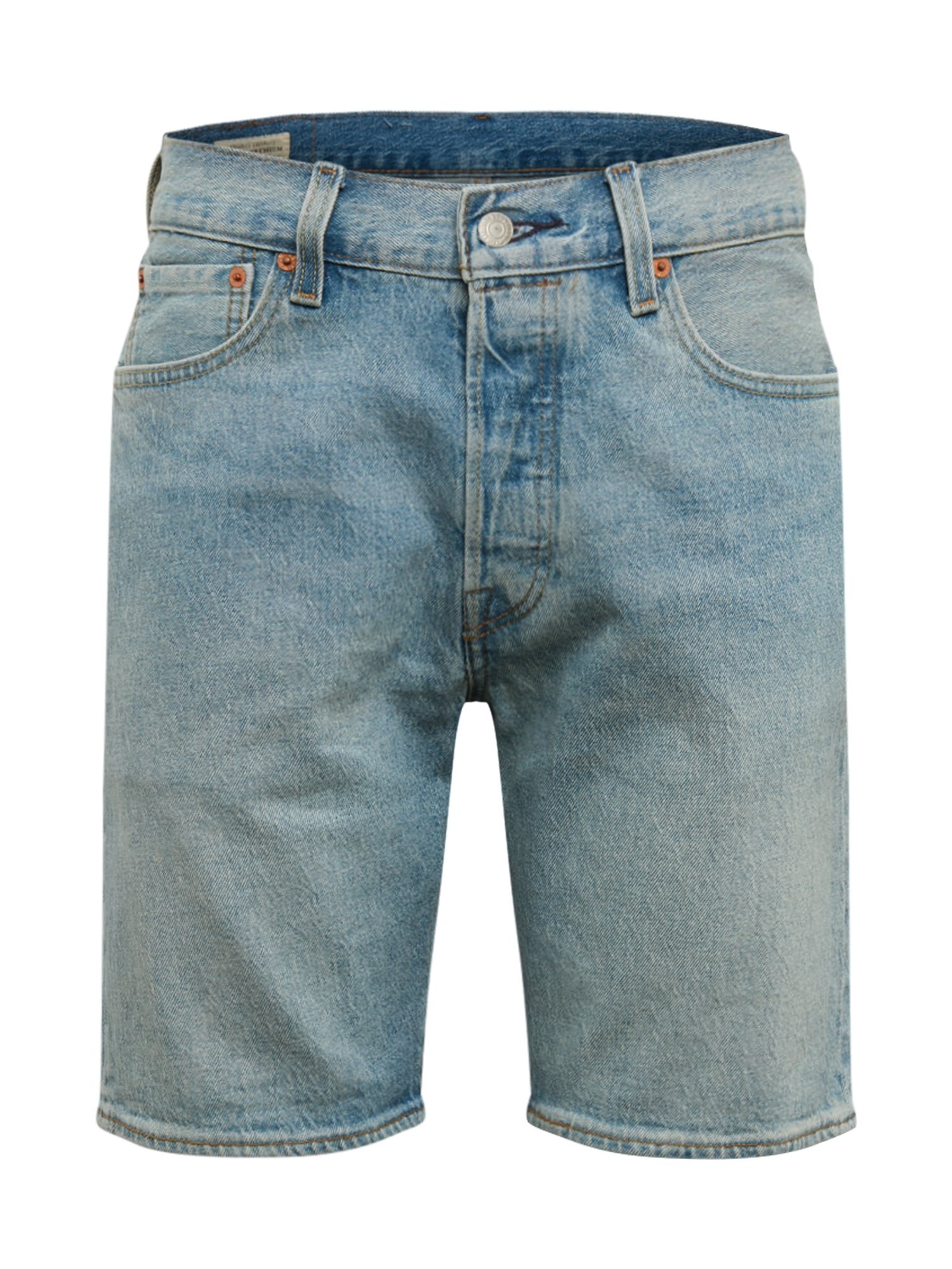 LEVI'S Džinsai 'LEVI'S 501® ' tamsiai (džinso) mėlyna
