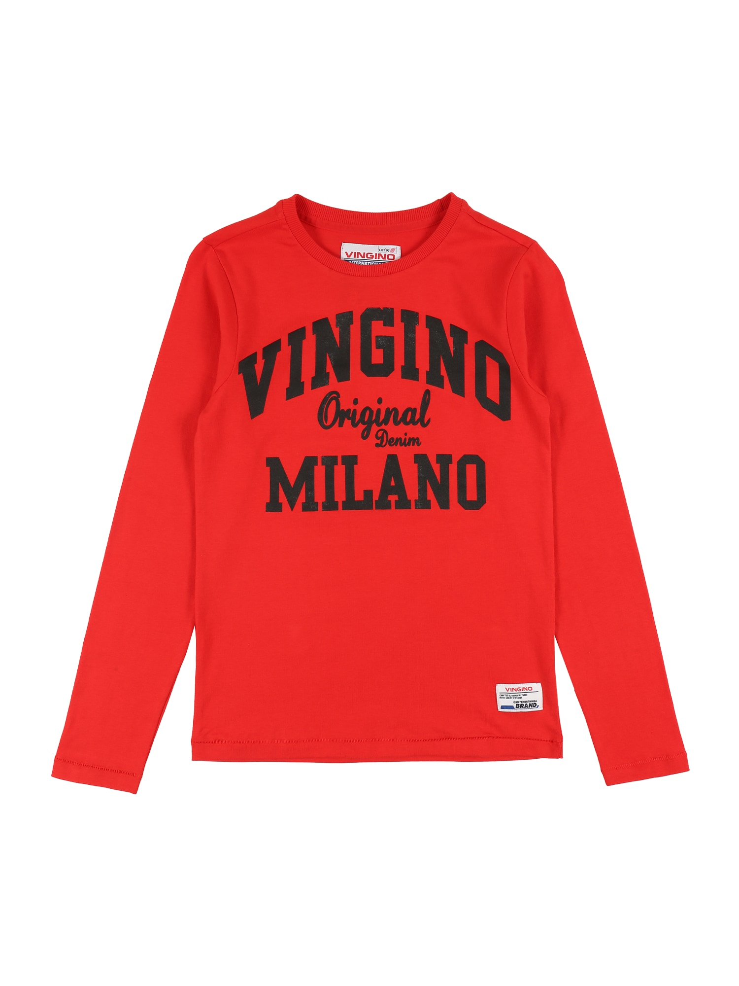 VINGINO Tričko 'Jerny'  červená
