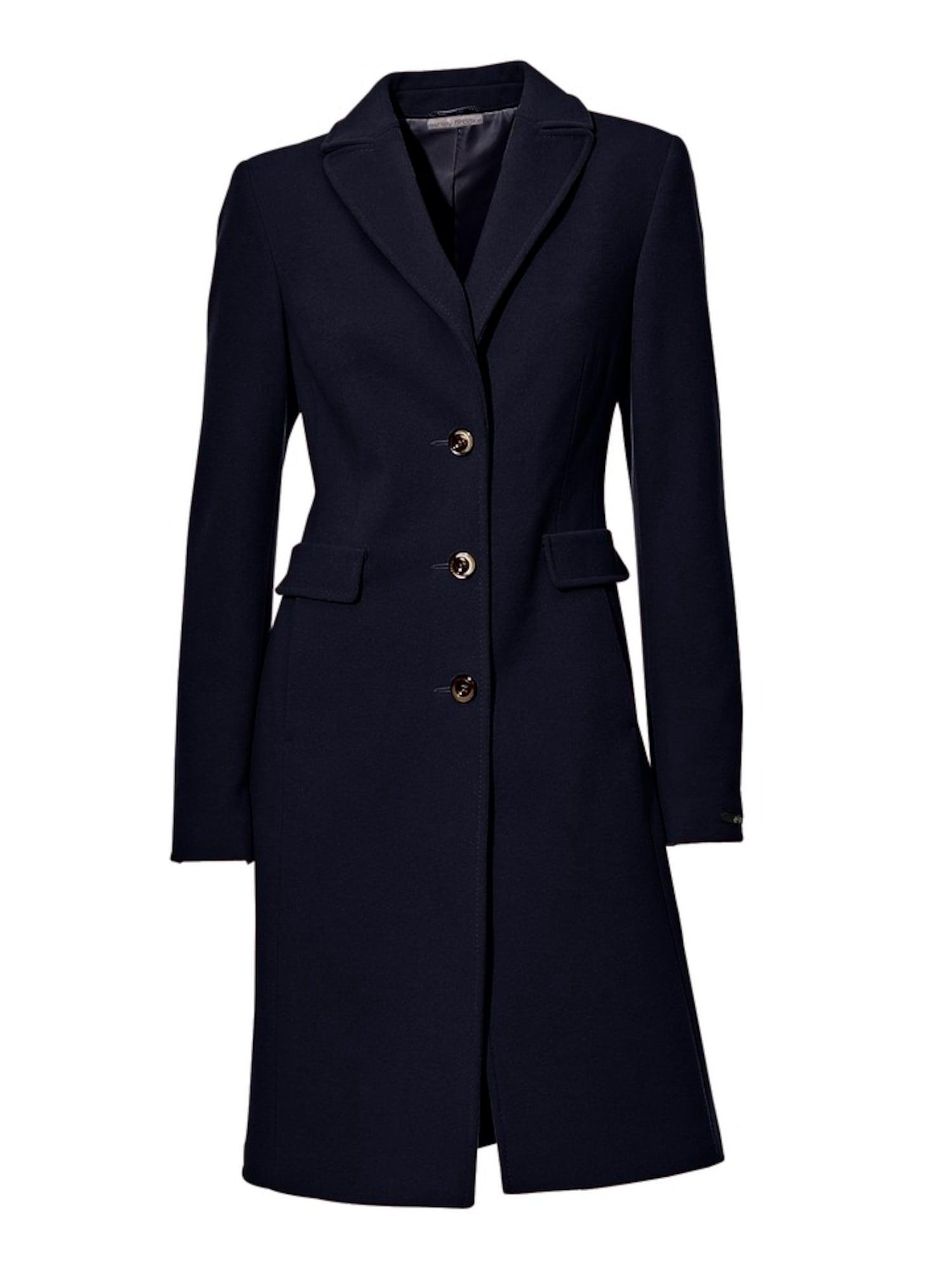 heine Rudeninis-žieminis paltas tamsiai mėlyna