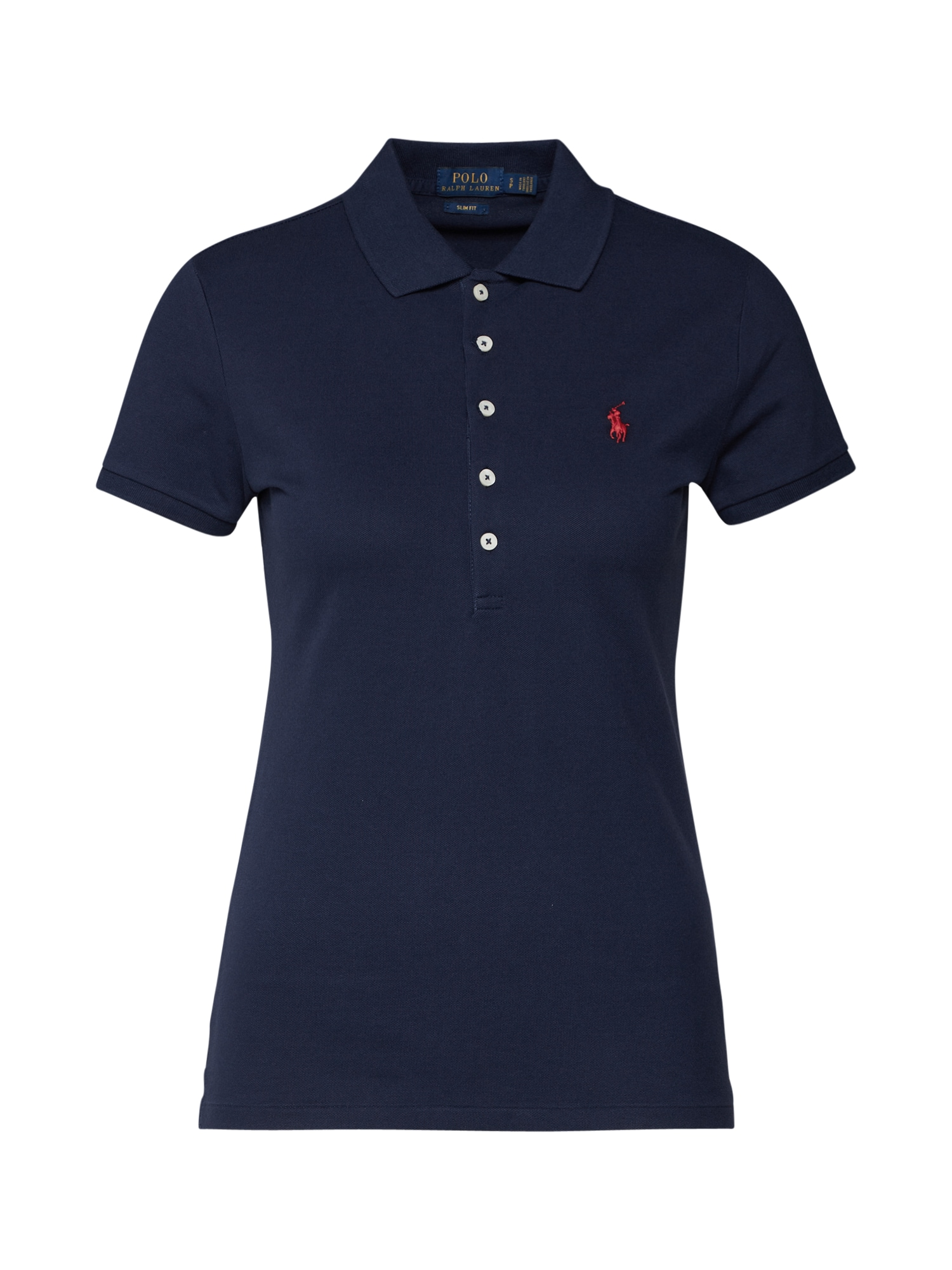 POLO RALPH LAUREN Marškinėliai 'JULIE' tamsiai mėlyna
