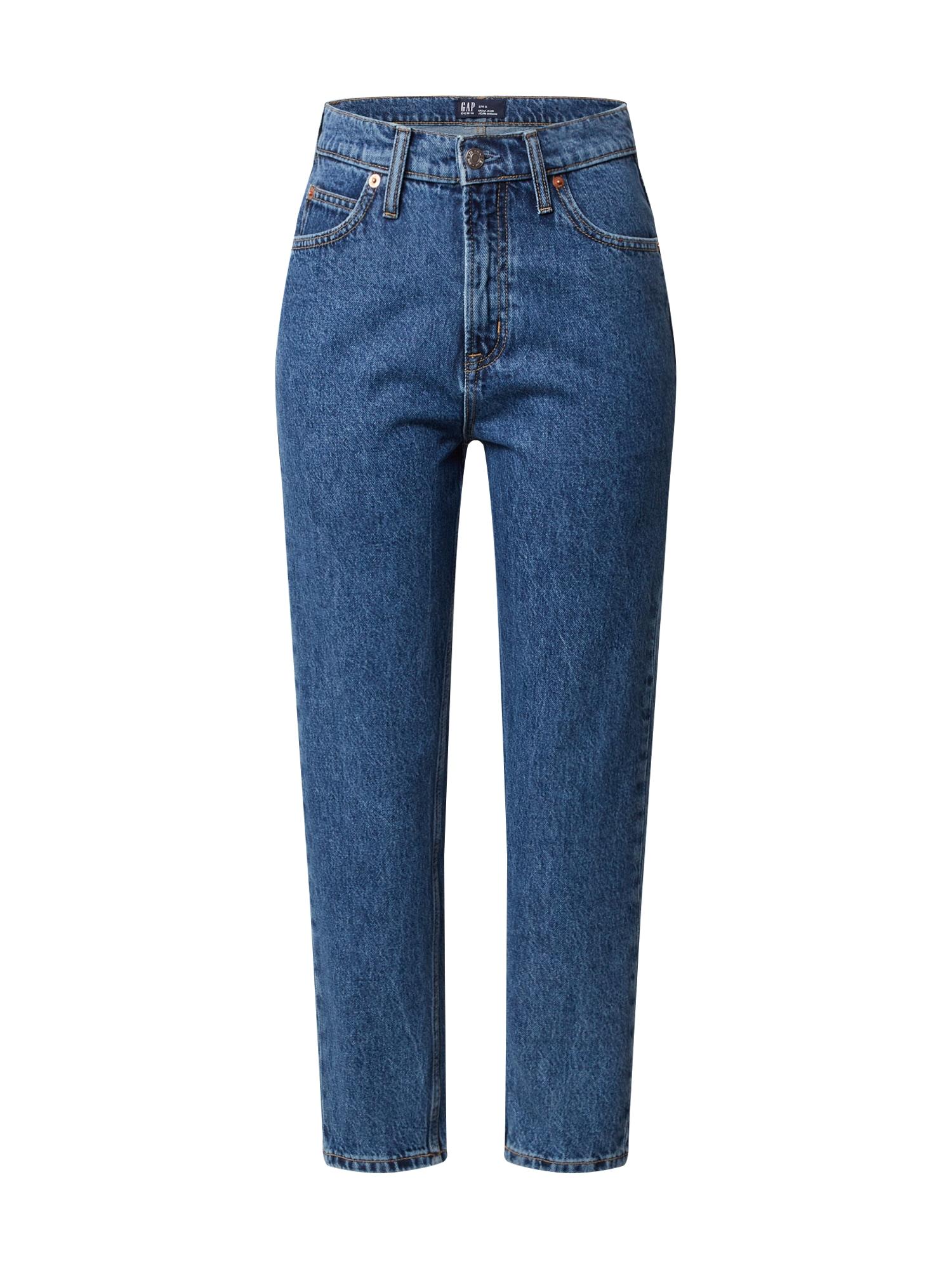 GAP Džinsai 'Stanton' tamsiai (džinso) mėlyna