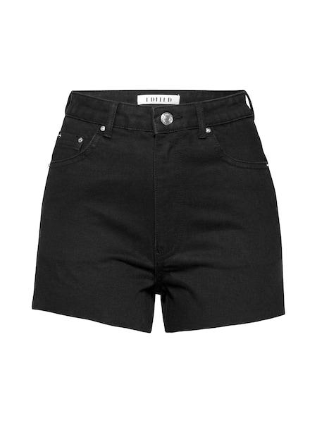 Hosen - Shorts 'Jacey' › EDITED › schwarz  - Onlineshop ABOUT YOU