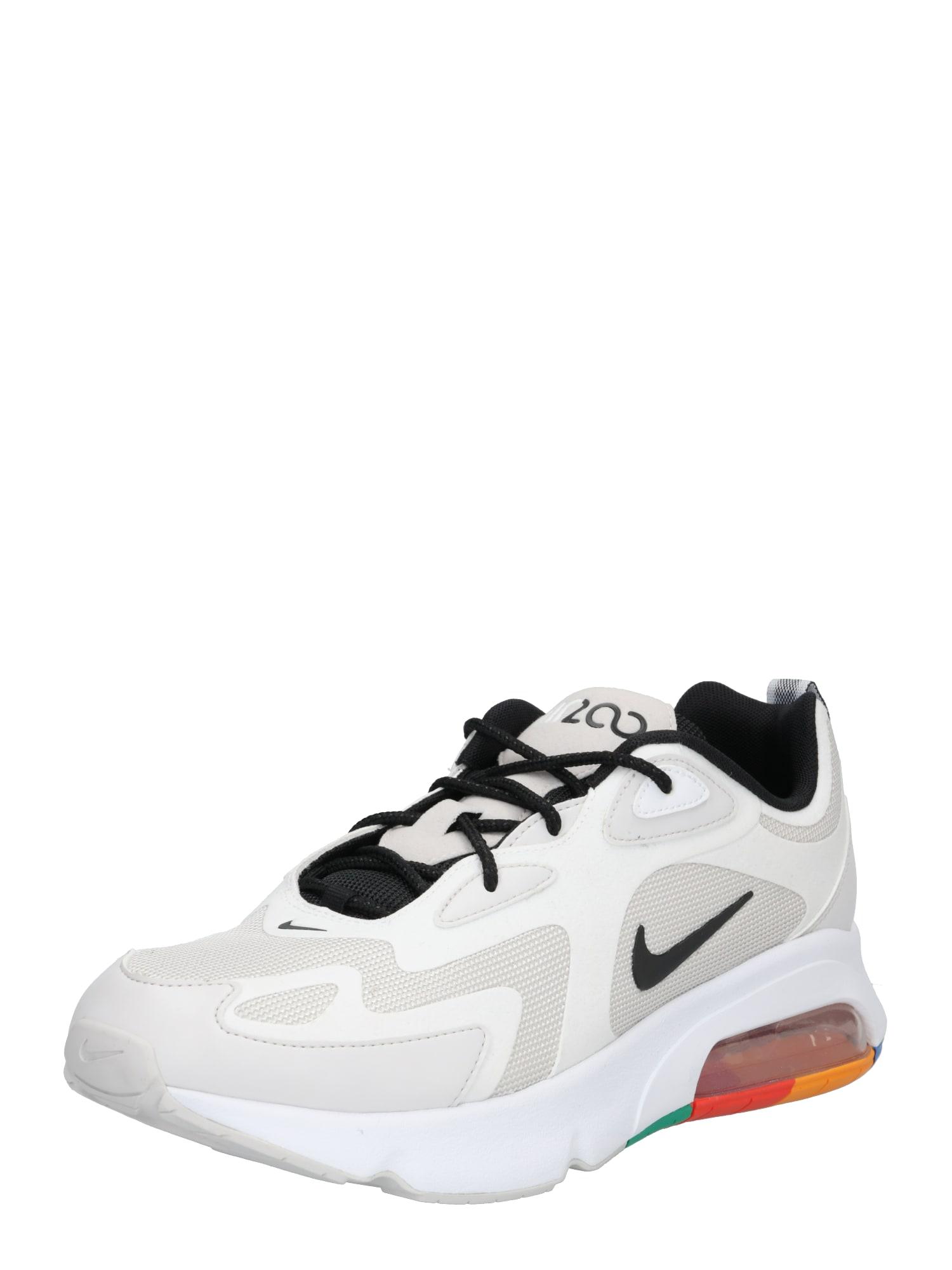Tenisky AIR MAX 200 modrá bílá Nike Sportswear