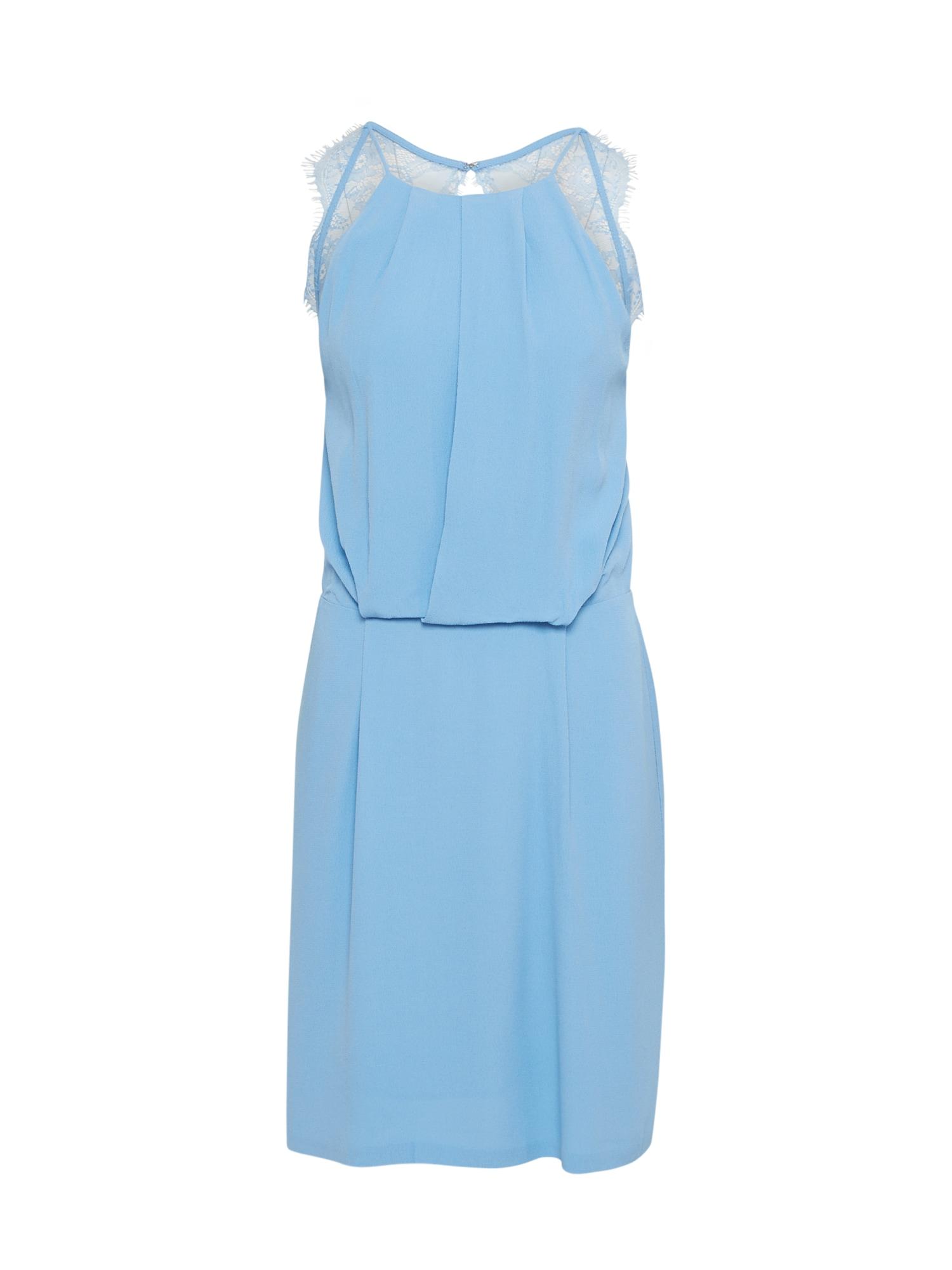 Letní šaty Willow 5687 světlemodrá Samsoe & Samsoe