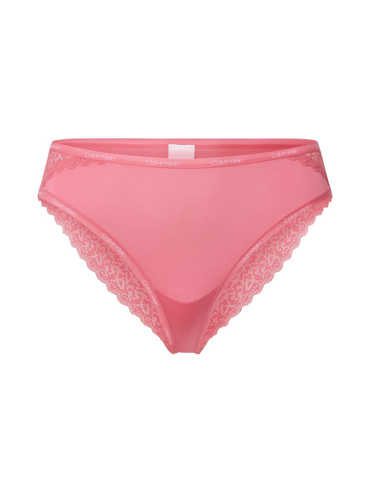 Calvin Klein Underwear Nohavičky 'BRAZILIAN'  ružová