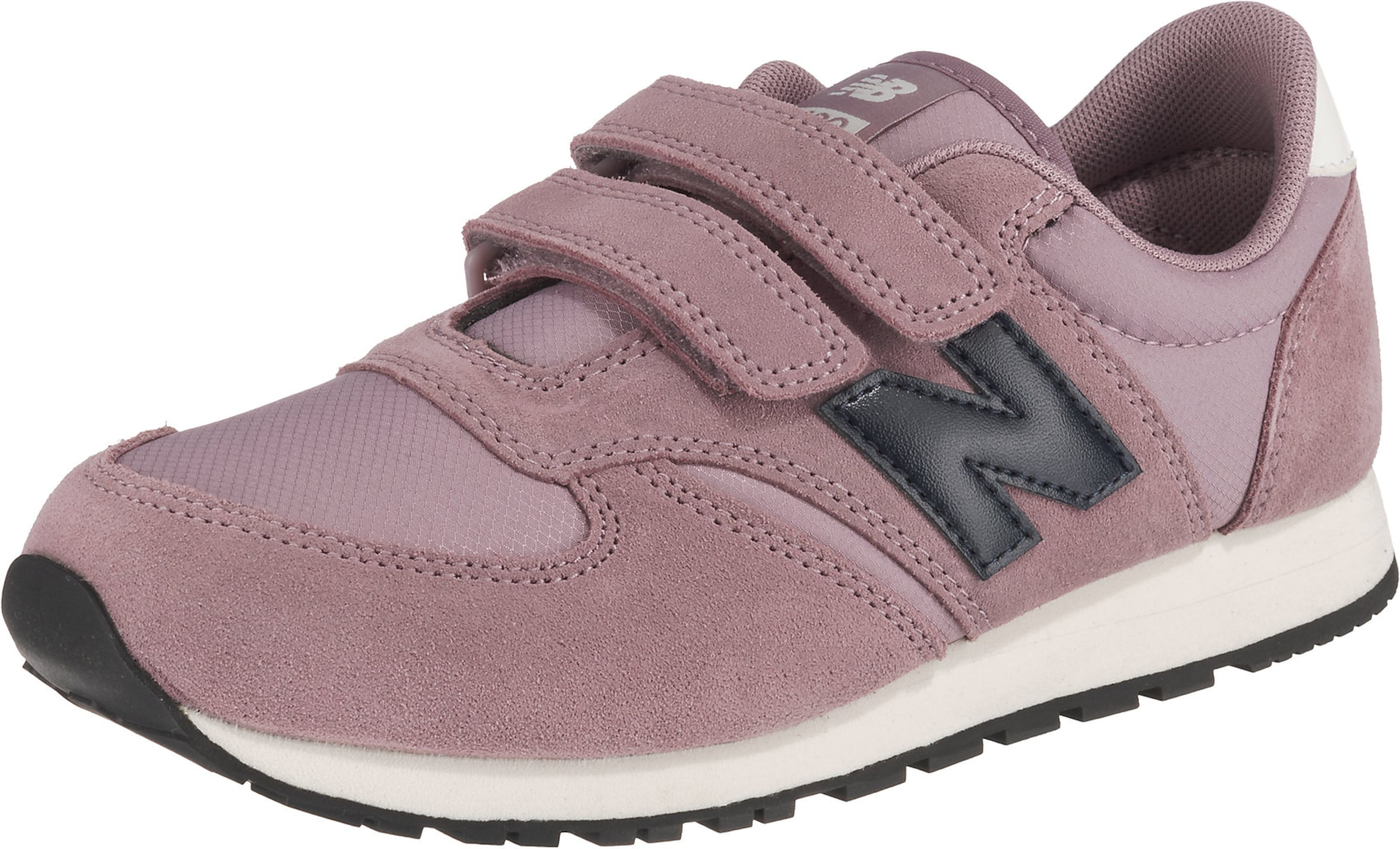 Kinder,  Mädchen,  Kinder New Balance Sneakers rot, schwarz | 00193362184232