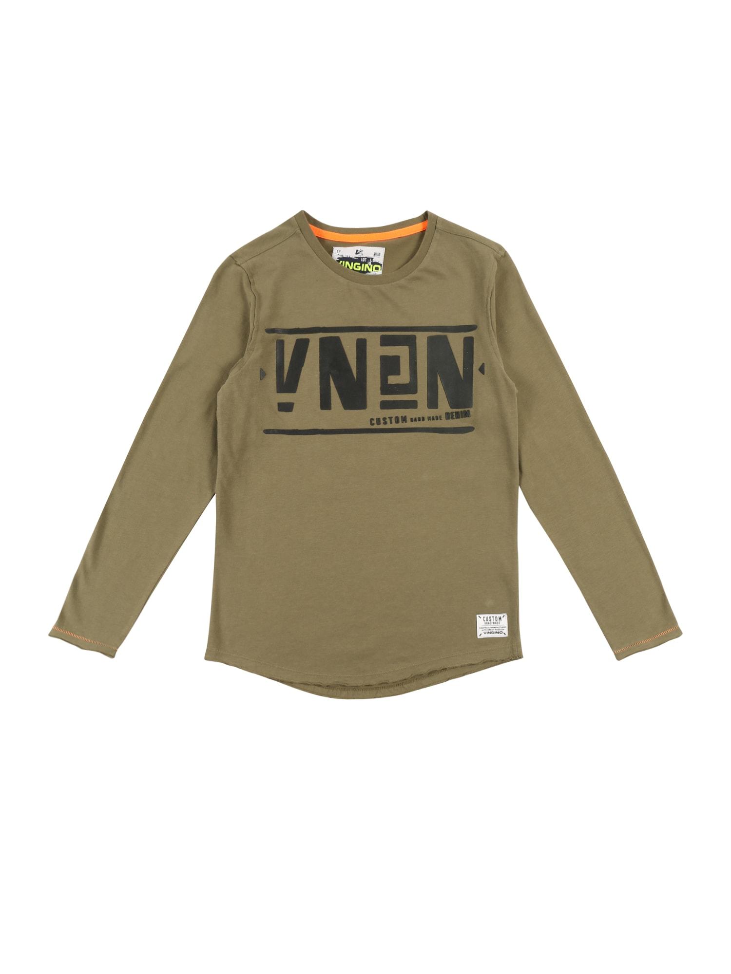 Tričko Jelaino khaki VINGINO