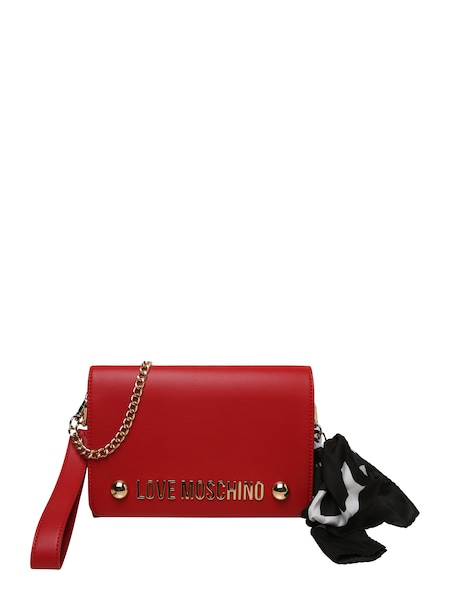 Clutches für Frauen - Love Moschino Clutch 'JC4313PP06' rot  - Onlineshop ABOUT YOU