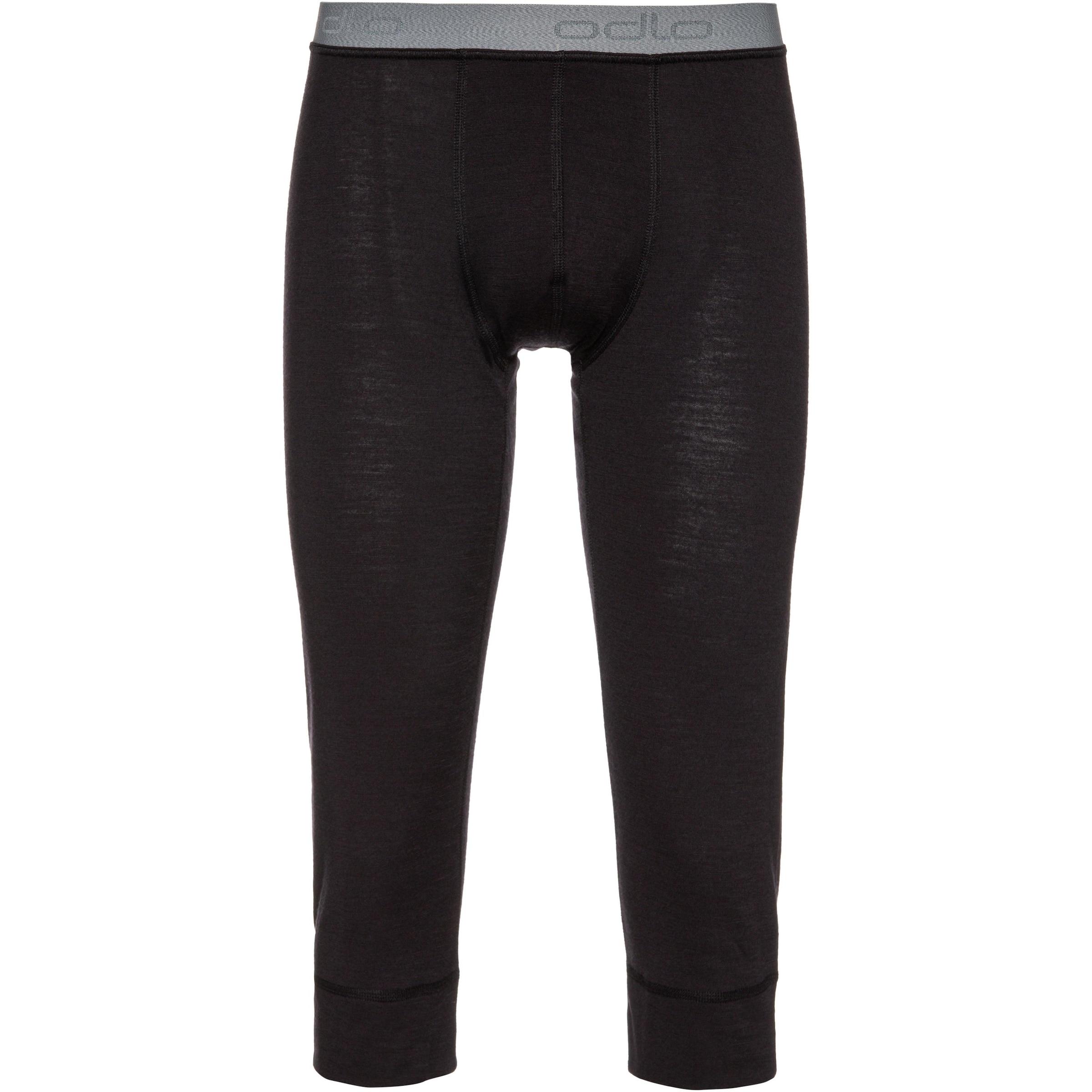 Herren ODLO Funktionsunterhose pink,  schwarz,  weiß, schwarz | 07613361356483