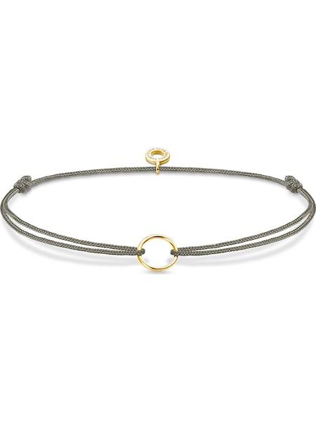 Armbaender für Frauen - Armband › Thomas Sabo › gold dunkelgrau  - Onlineshop ABOUT YOU