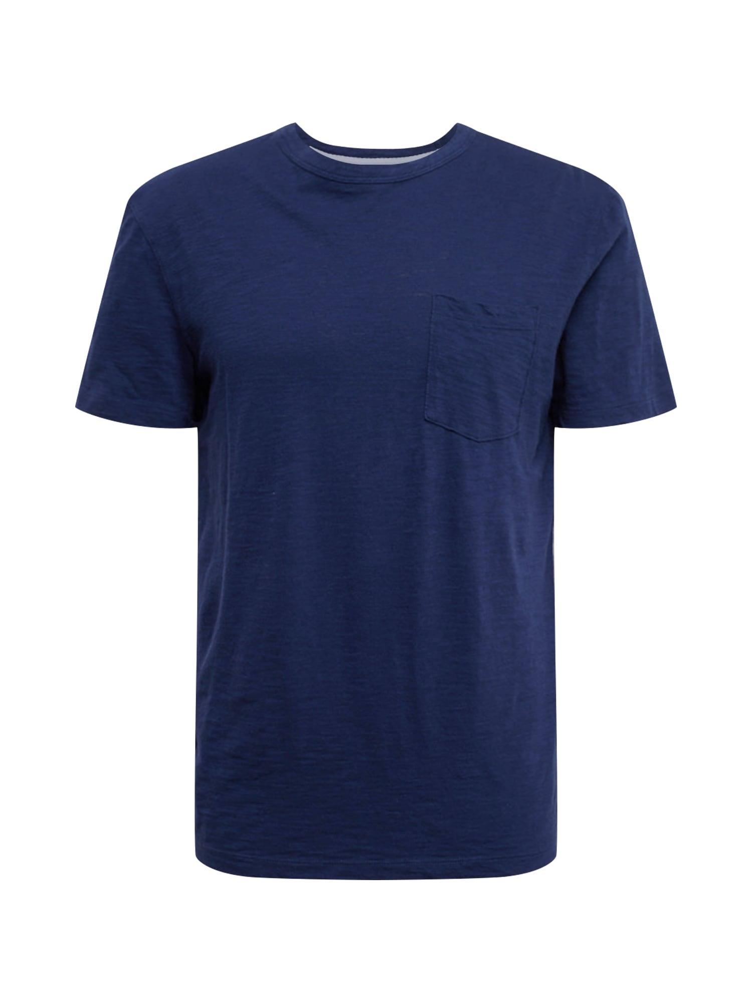 Banana Republic Marškinėliai 'VINTAGE SLUB' tamsiai mėlyna