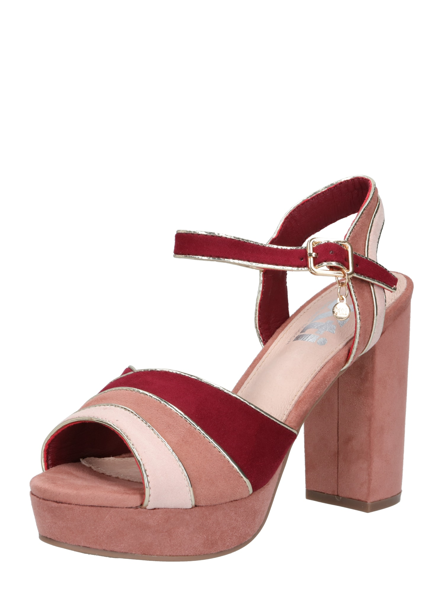 Xti Sandalai kūno spalva / ryškiai rožinė spalva
