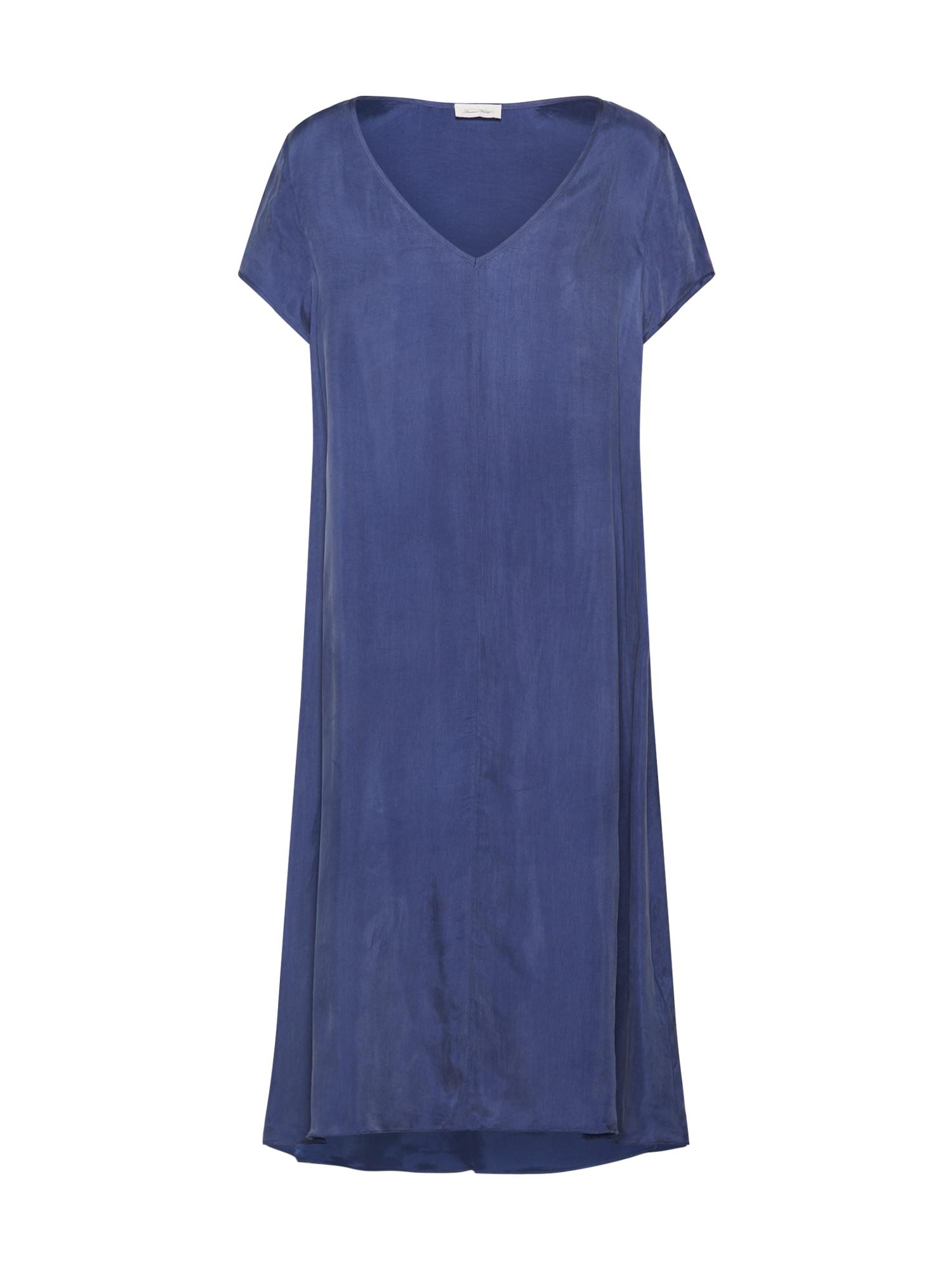 AMERICAN VINTAGE Suknelė 'NONOGARDEN' tamsiai mėlyna
