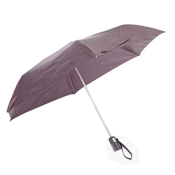 Regenschirme für Frauen - SAMSONITE Accessoires Taschenschirm 24 cm dunkellila  - Onlineshop ABOUT YOU