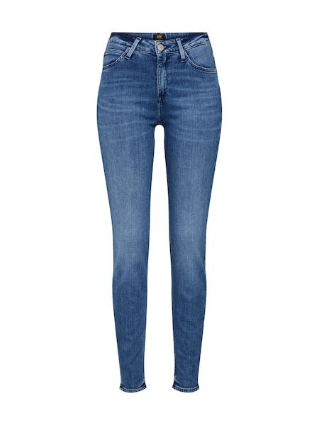 Hosen - Jeans 'Scarlett' › Lee › blue denim  - Onlineshop ABOUT YOU