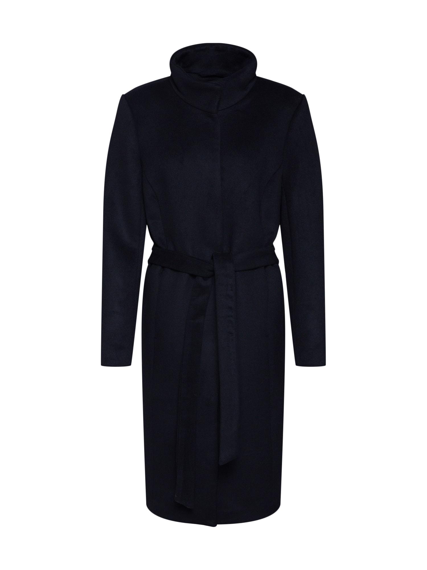 Přechodný kabát Jasmin Greta černá BRUUNS BAZAAR