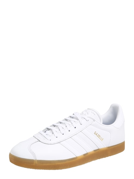 Sneakers für Frauen - ADIDAS ORIGINALS Sneaker 'Gazelle' weiß  - Onlineshop ABOUT YOU