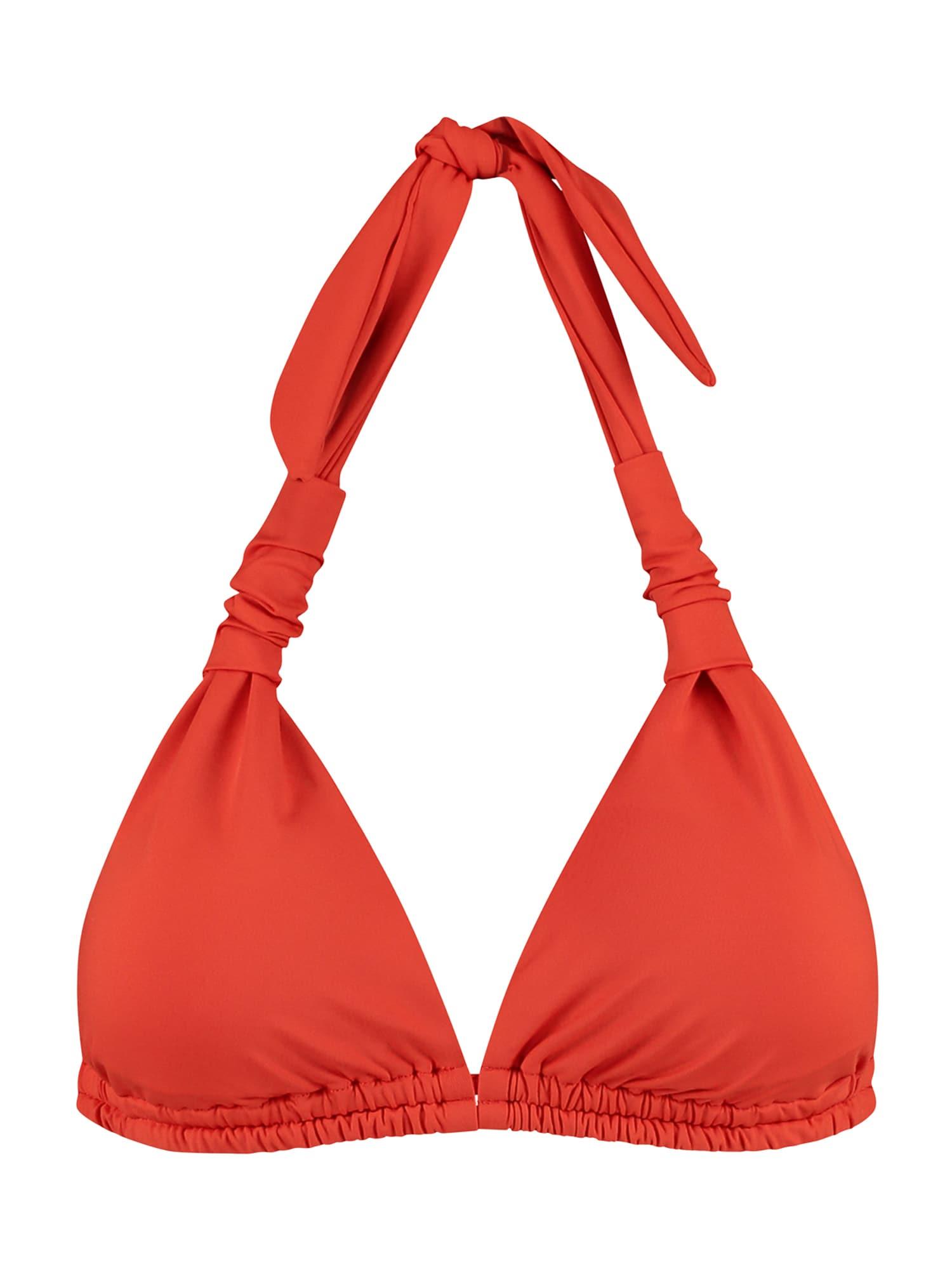 Shiwi Bikinio viršutinė dalis raudona