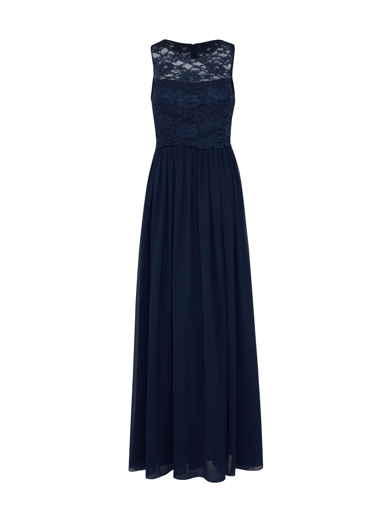 Společenské šaty tmavě modrá Laona