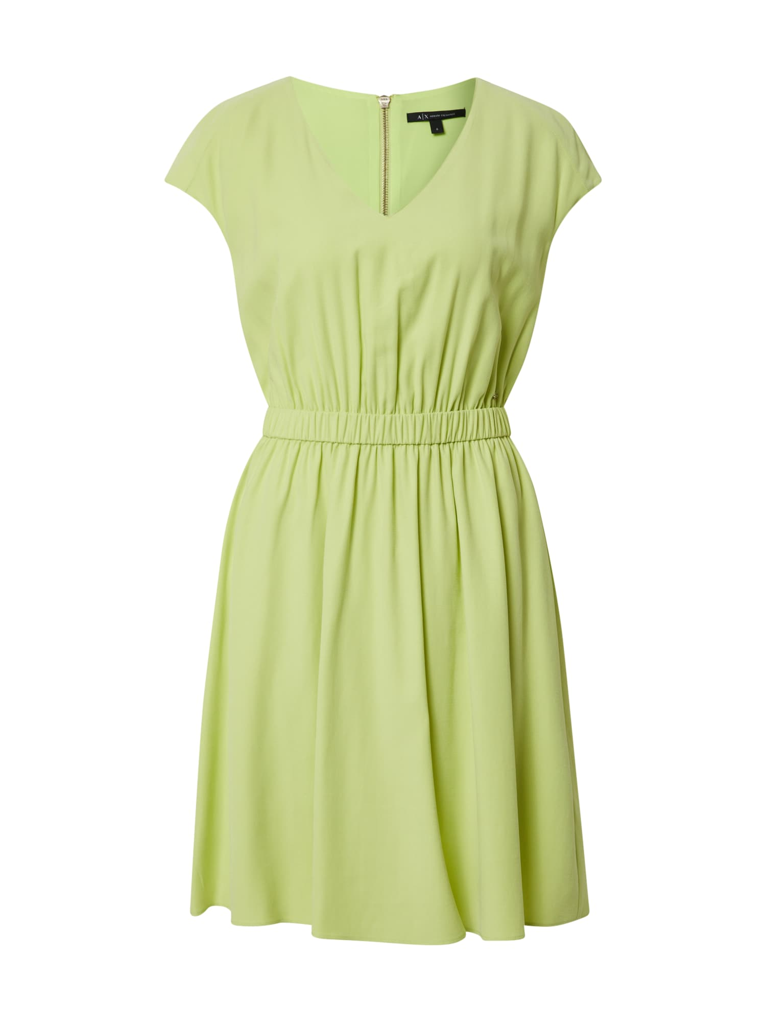 ARMANI EXCHANGE Šaty '3HYA39'  žlutá / světle zelená