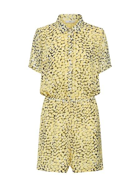 Hosen - Jumpsuit 'Britane' › Minimum › gelb schwarz weiß  - Onlineshop ABOUT YOU