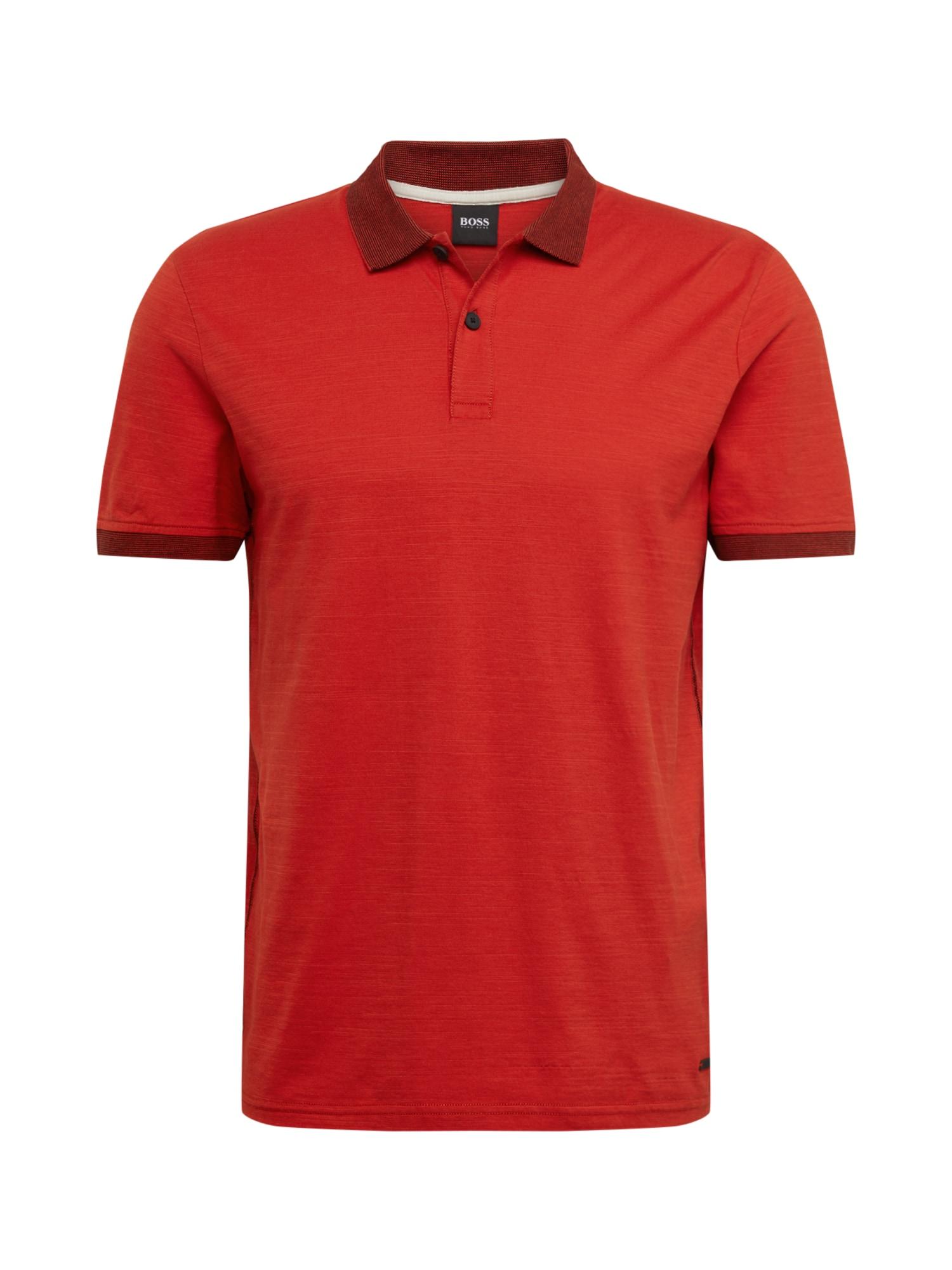 BOSS Marškinėliai 'PLike' oranžinė