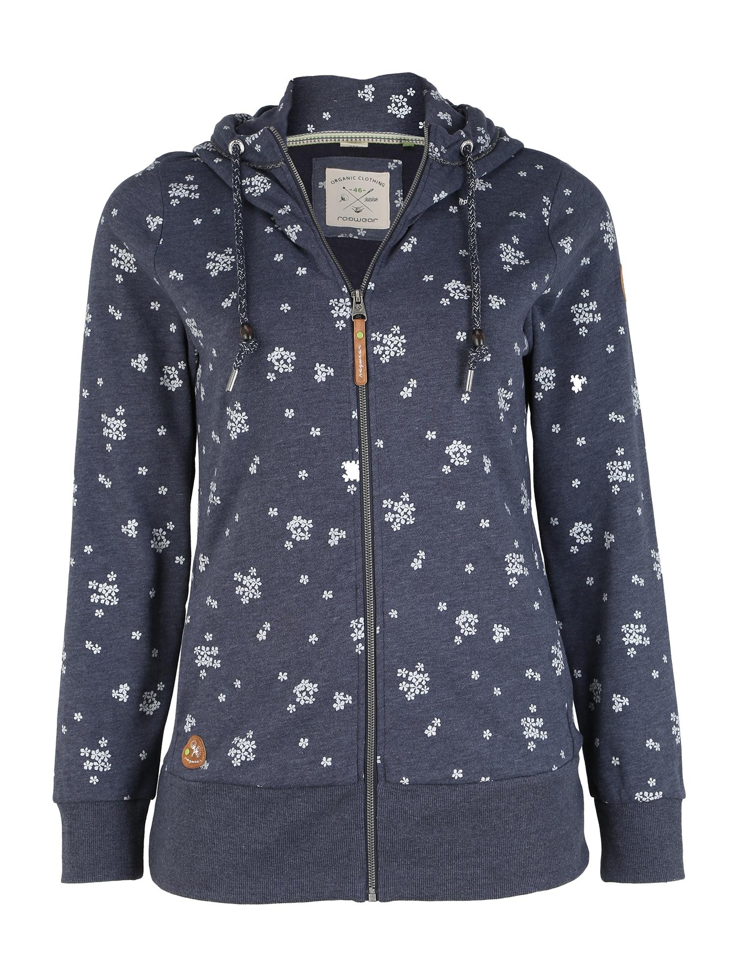 Ragwear Plus Džemperis 'YODA' tamsiai mėlyna