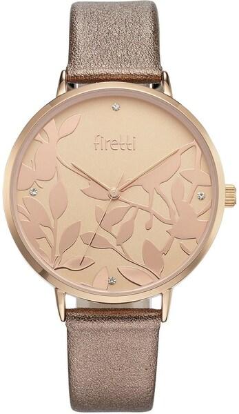 Uhren für Frauen - FIRETTI Quarzuhr hellbraun  - Onlineshop ABOUT YOU