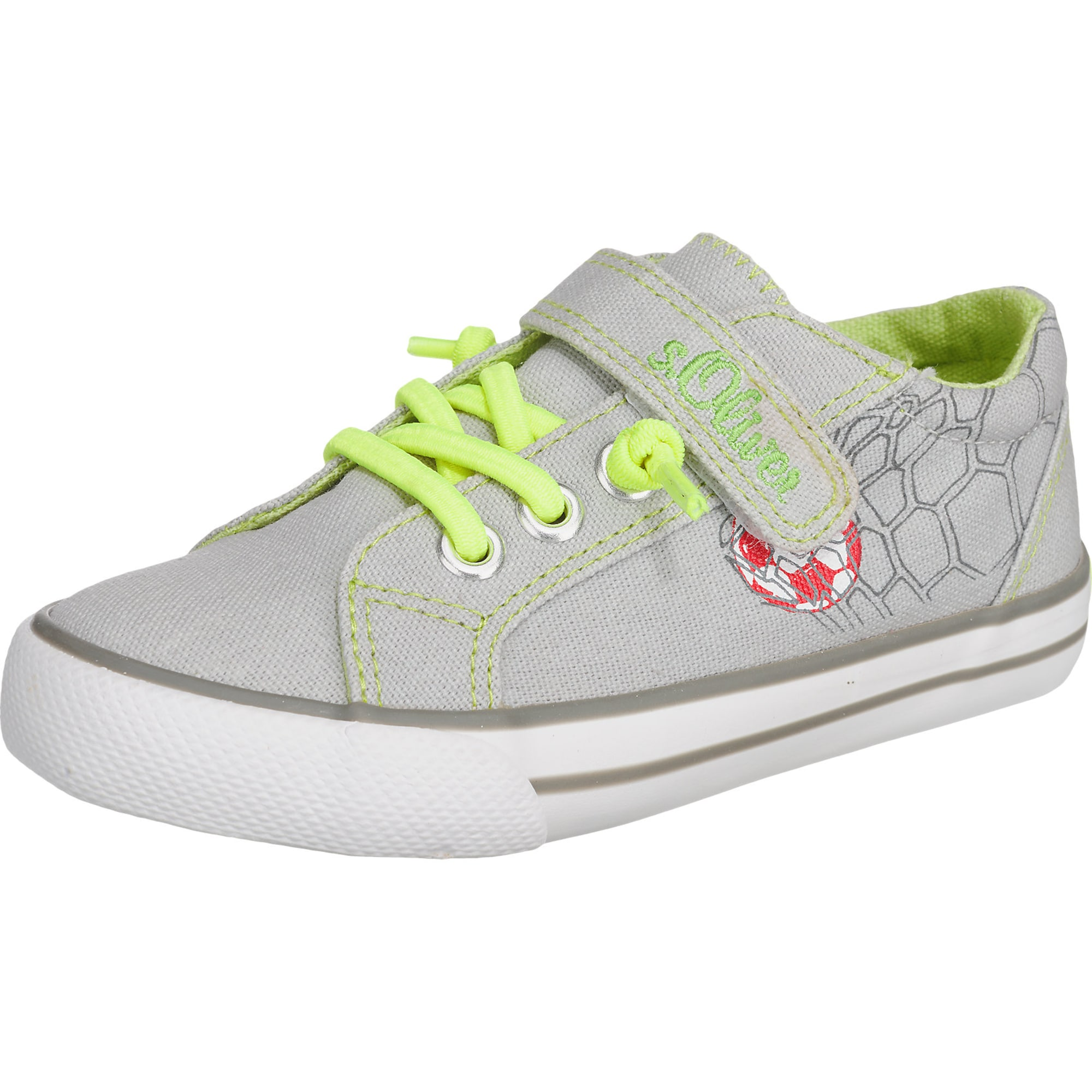 1c45804758 Kinder,Jungen S.Oliver Junior S.Oliver Junior Sneakers für Jungen grau,