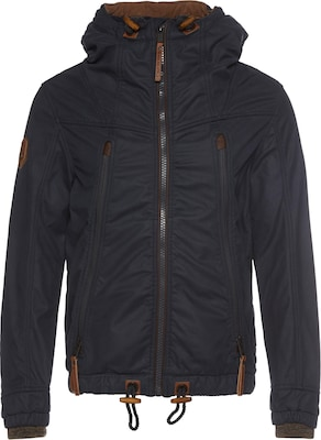Naketano Winterjacke '4 gegen Willi II'
