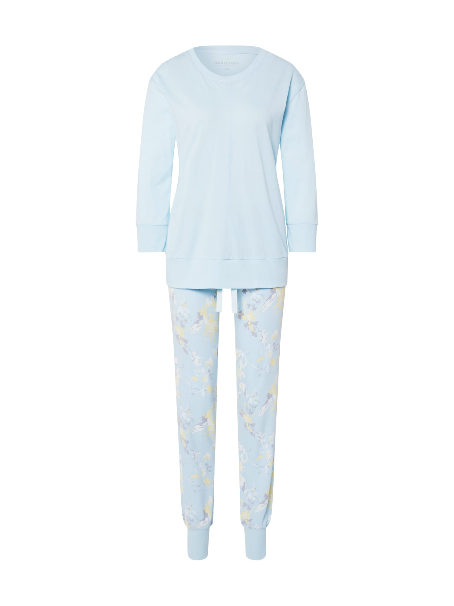 SCHIESSER Pyžamo  vodová