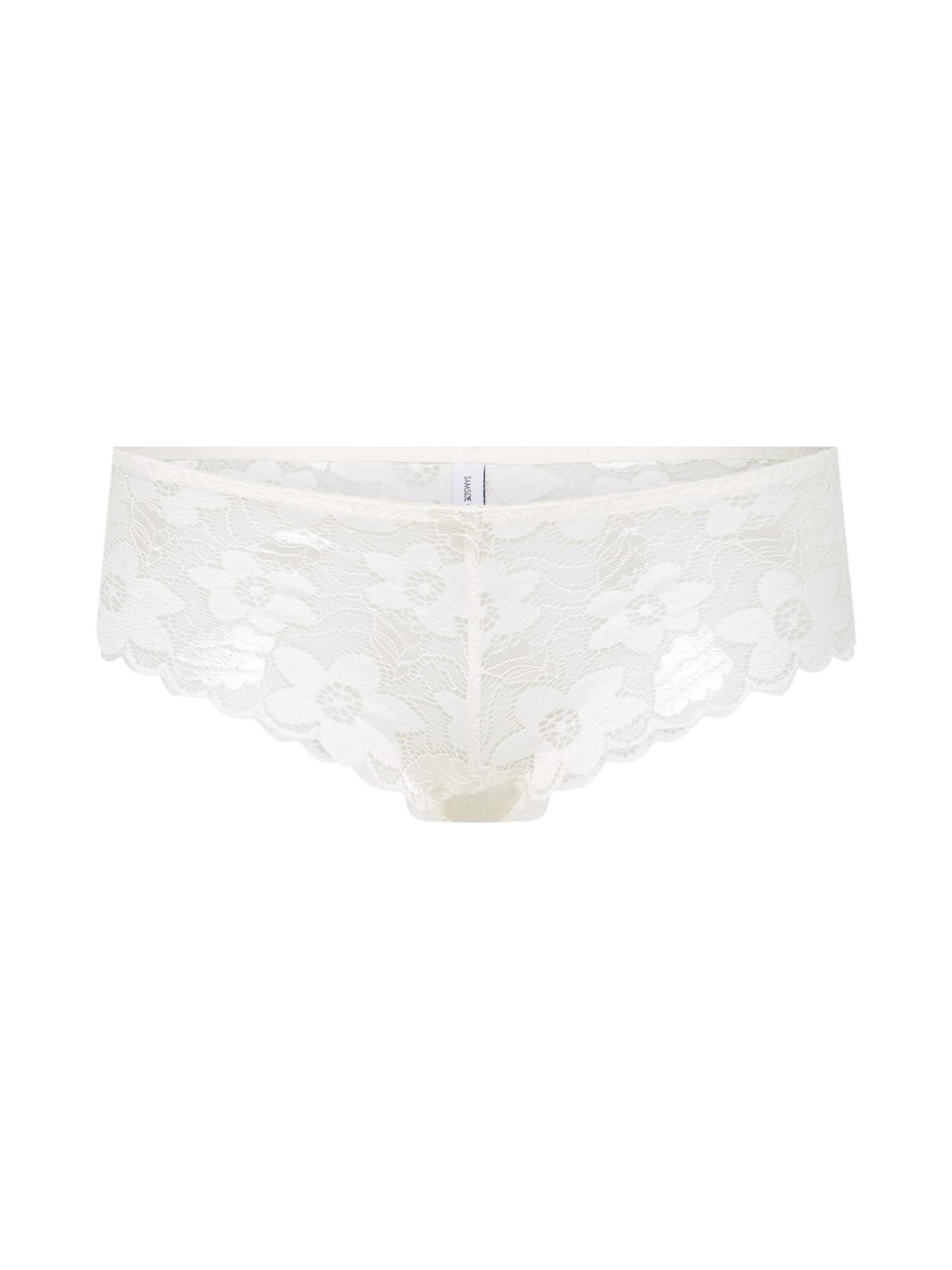 Kalhotky TANDY PANTIES 6356 krémová Samsoe & Samsoe