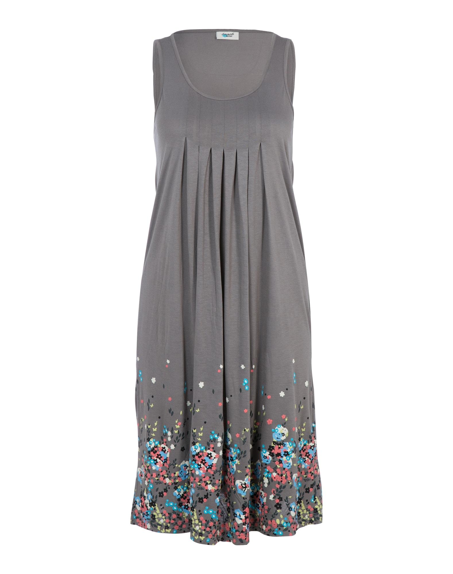 BEACH TIME Vasarinė suknelė šviesiai mėlyna / geltona / pilka / tamsiai pilka / rožių spalva / balta