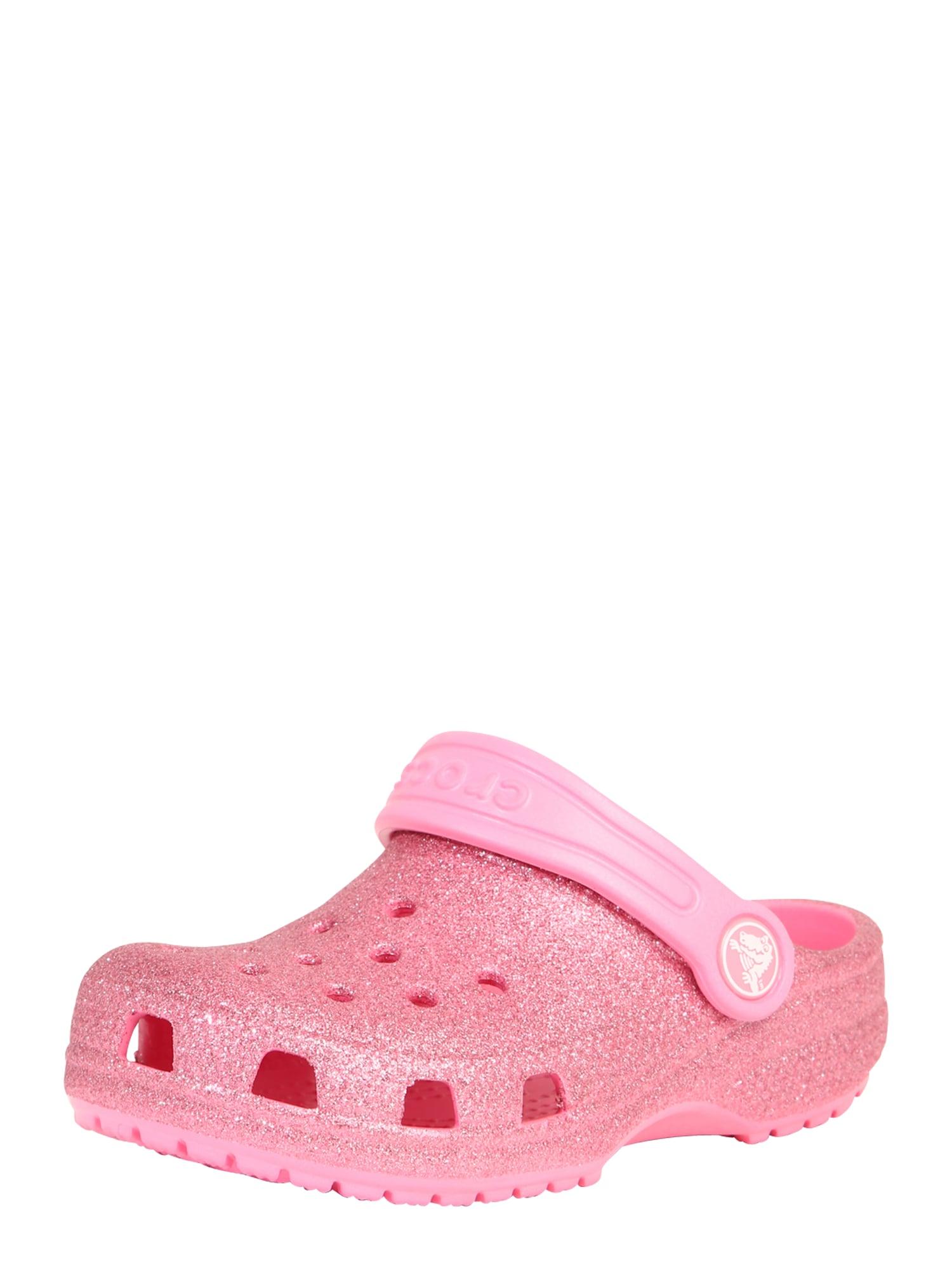Crocs Atviri batai rožinė