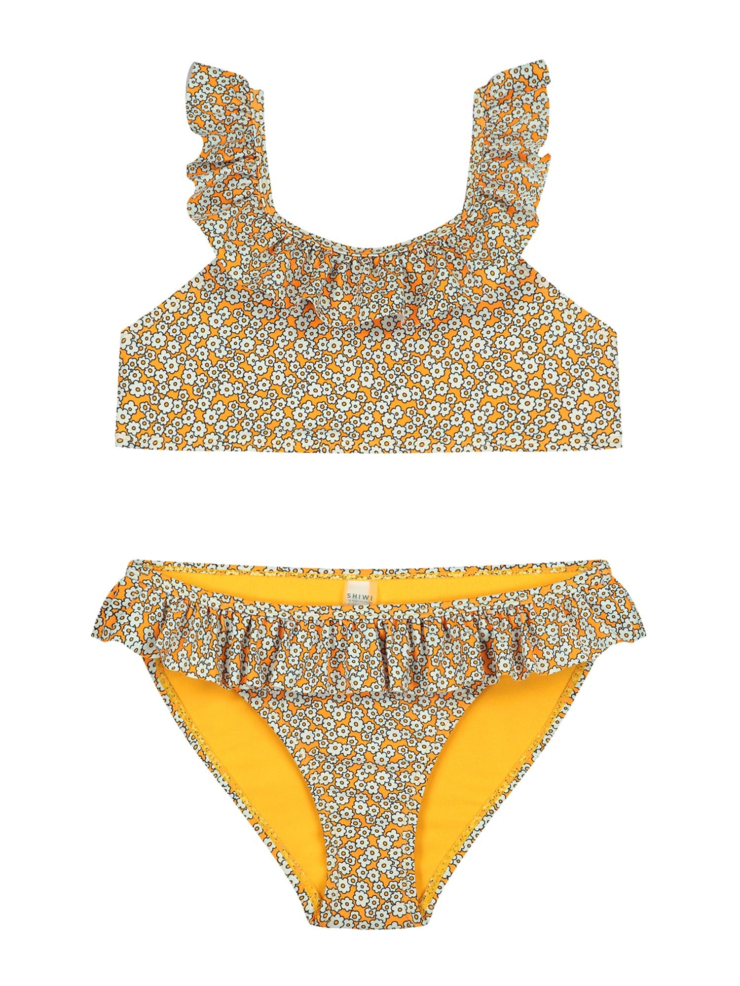 Shiwi Bikinis geltona / mišrios spalvos