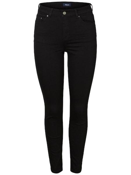 Hosen - Jeans 'STAY BLACK' › PIECES › schwarz  - Onlineshop ABOUT YOU