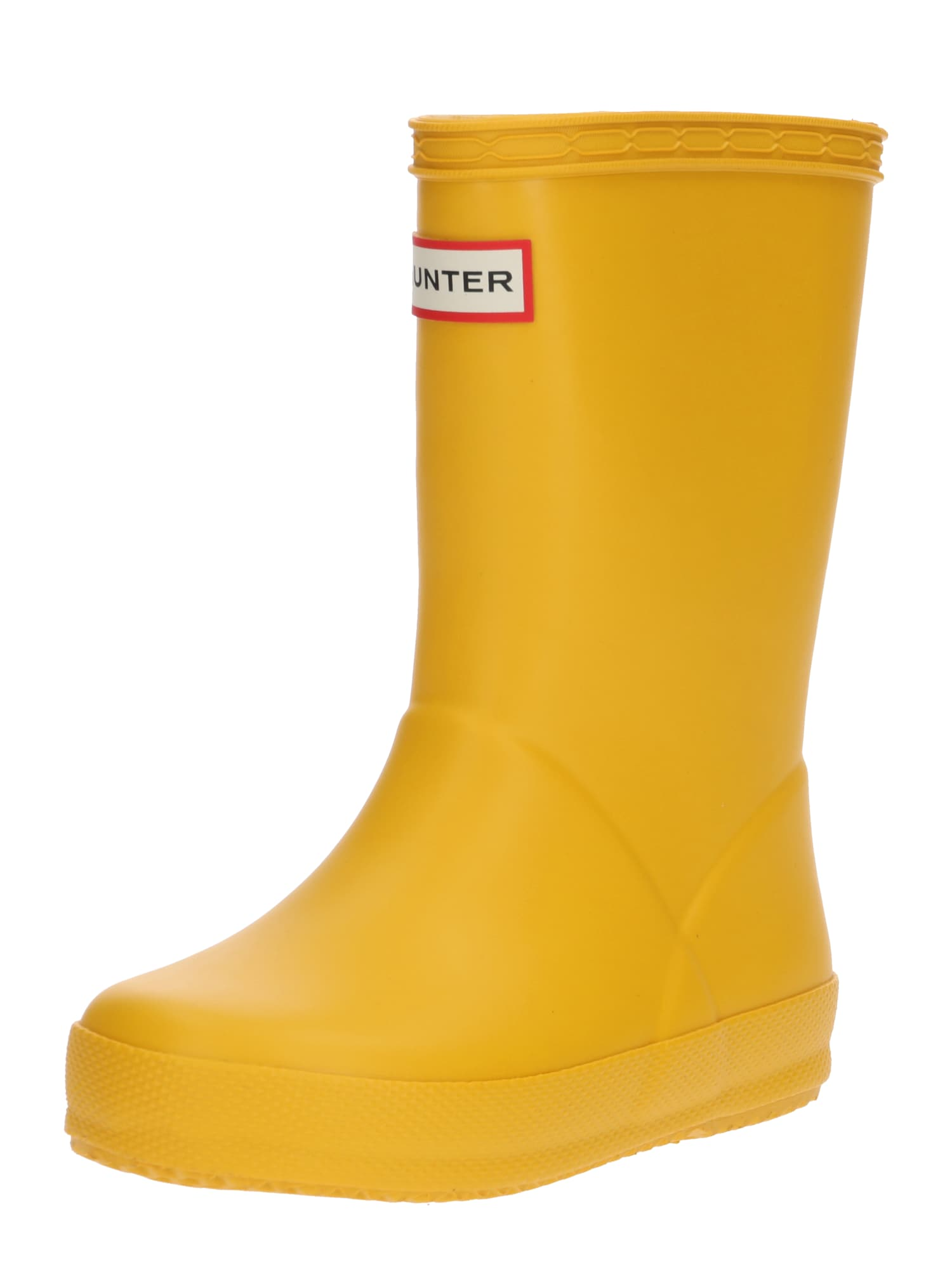 Gumové holínky FIRST CLASSIC žlutá HUNTER