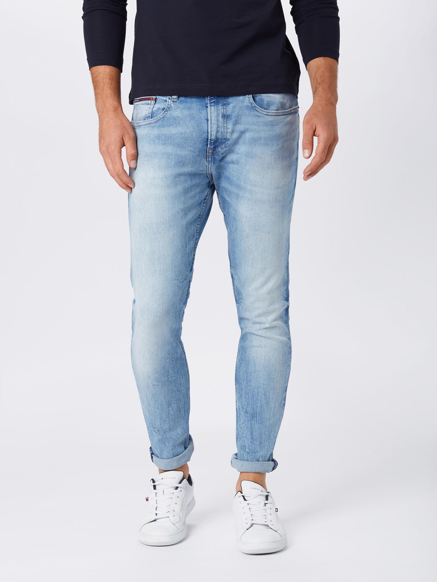 Tommy Jeans Jeans 'Austin'  ljusblå