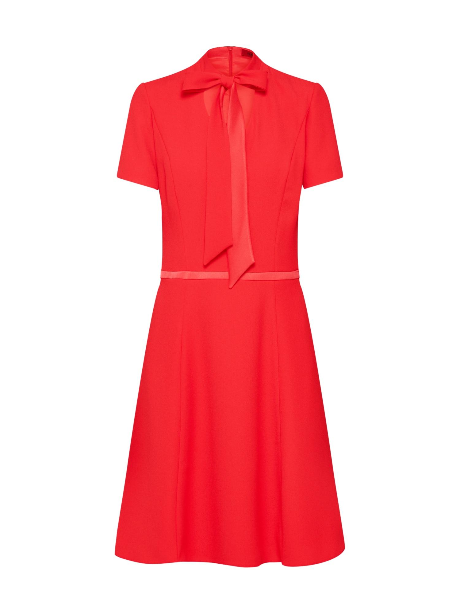 HUGO Palaidinės tipo suknelė 'Kevari' kraujo spalva