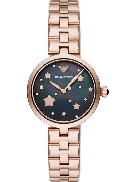 Uhren für Frauen - Emporio Armani Damenuhr rosegold  - Onlineshop ABOUT YOU
