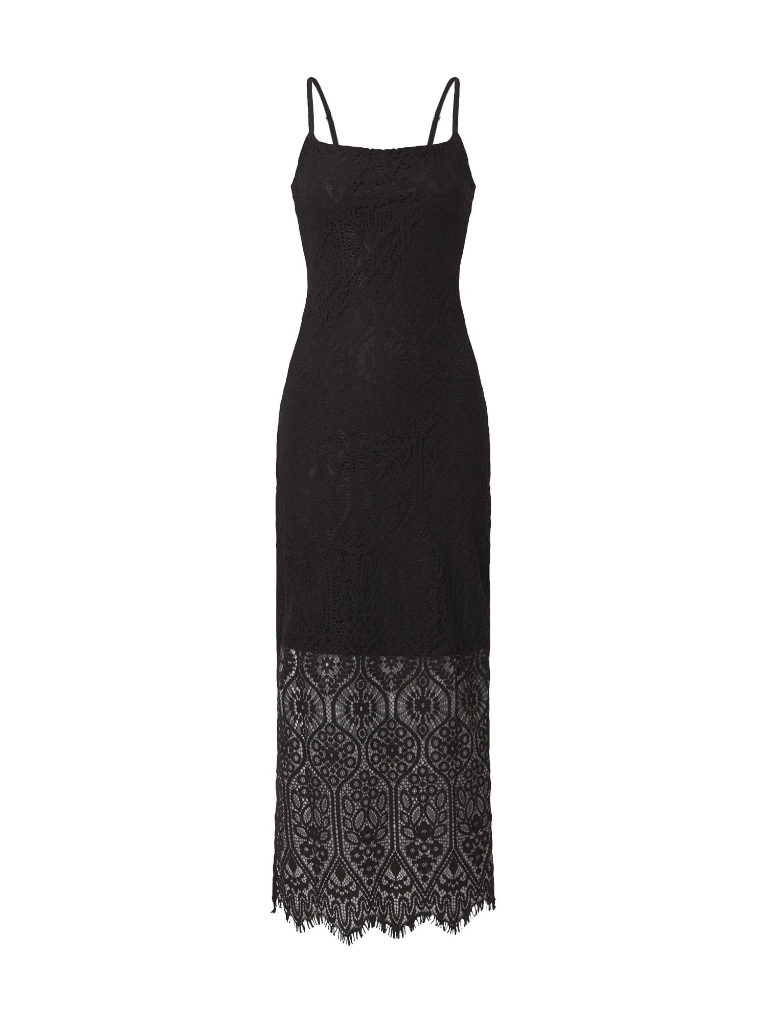 VILA Šaty 'VILIOLA'  čierna