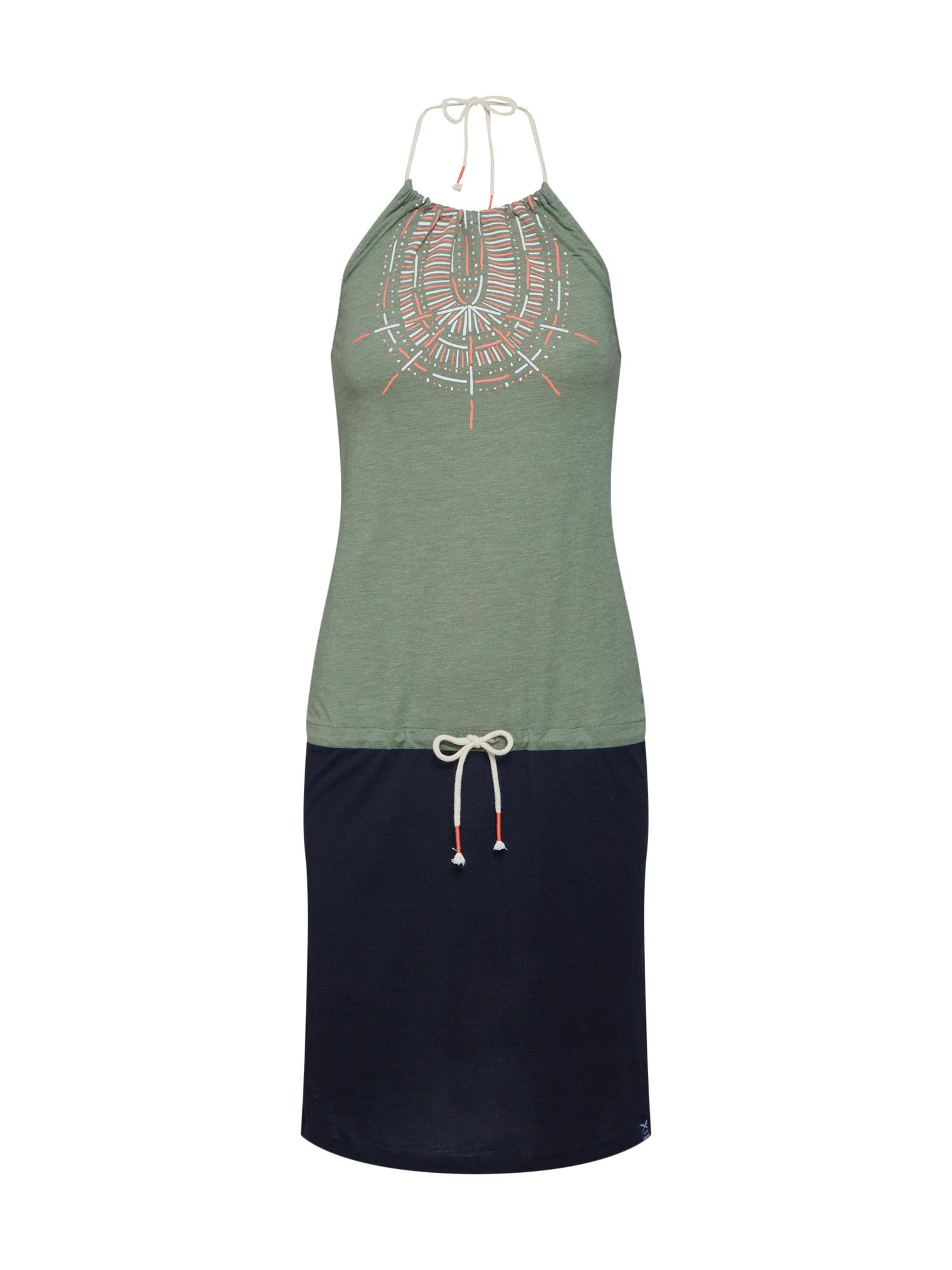 Šaty olivová Iriedaily