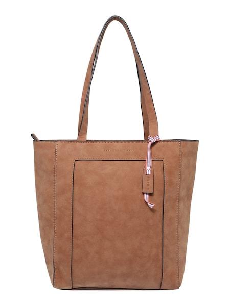 Shopper für Frauen - ESPRIT Shopper 'Lauren' braun  - Onlineshop ABOUT YOU